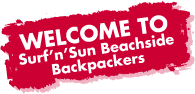 Sun'n'Surf Beachside Backpackers